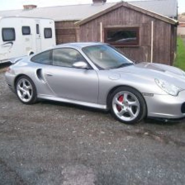 Porsche 996 Turbo Tiptronic 2002