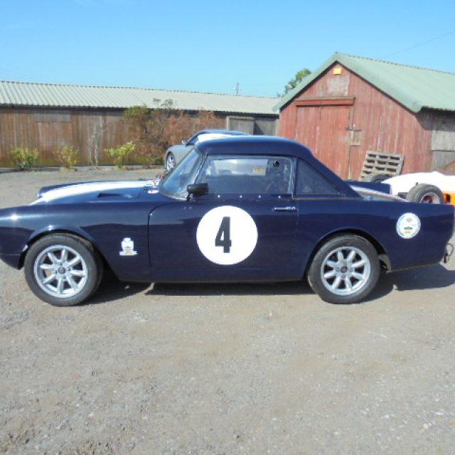Sunbeam Alpine Race Car 1964