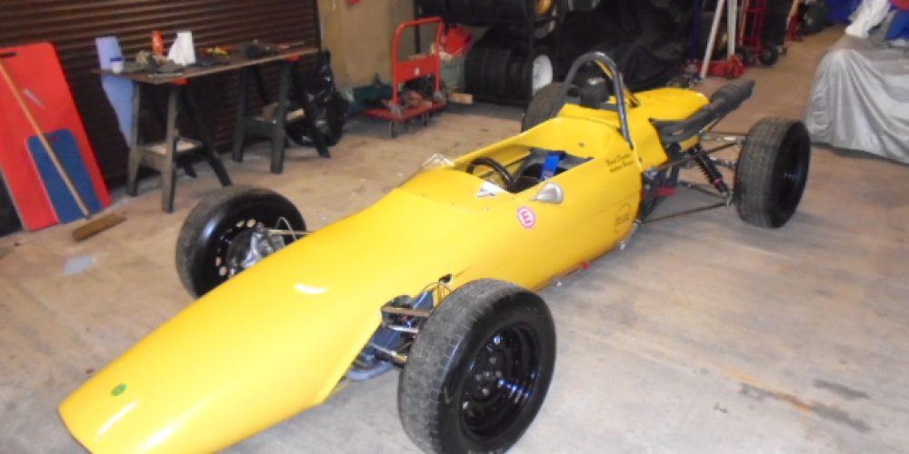 Merlyn MK11A Formula Ford
