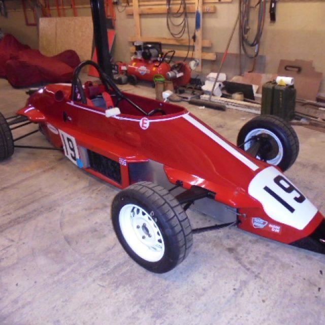 Jamun M88 Formula Ford