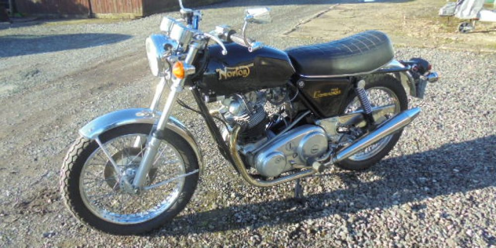 Norton Commando 750 1971
