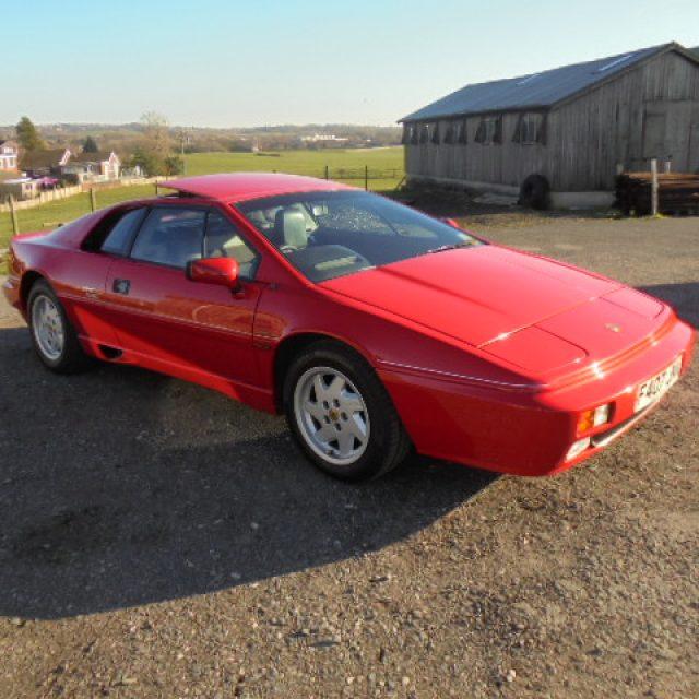 Lotus Esprit Turbo 1989
