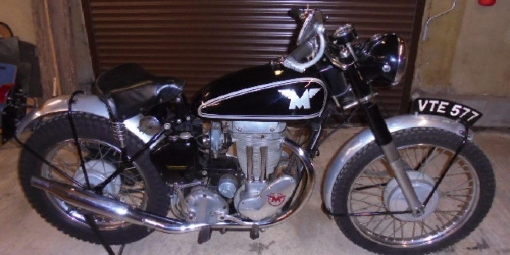 Matchless G3LC 1955
