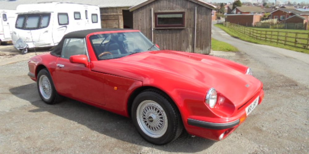 TVR V8S 1994
