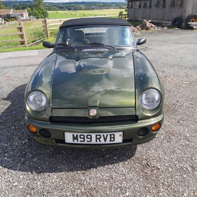 MG R V8 1995