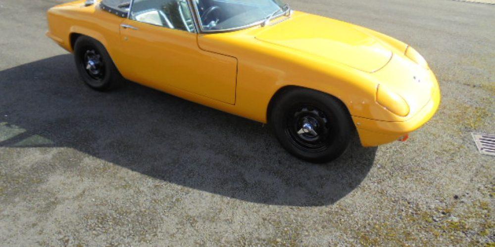 Lotus Elan S4 DHC 1969