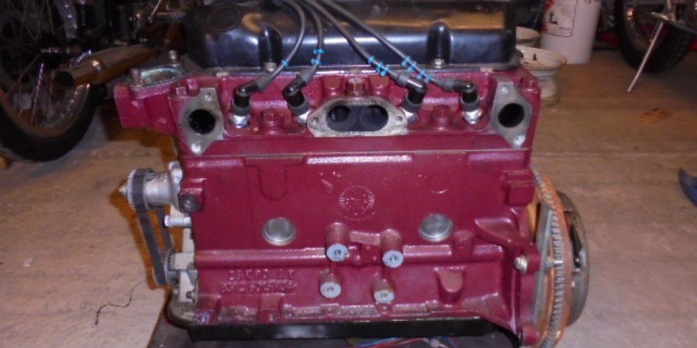 FF1600cc Engine