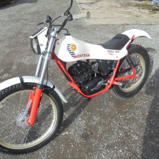 Montesa Cota 200 1983
