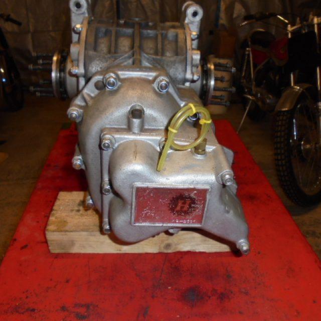 Hewland MK9 Gearbox