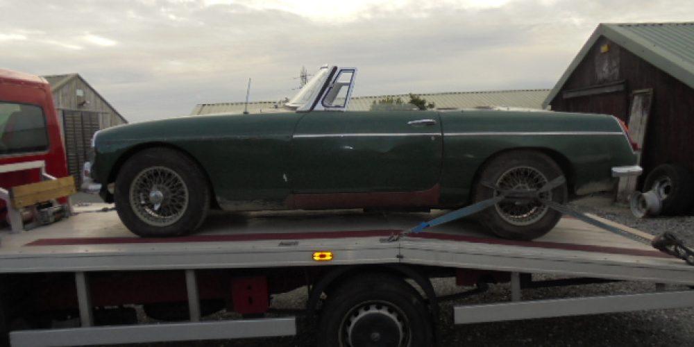 MGB Roadster 1964