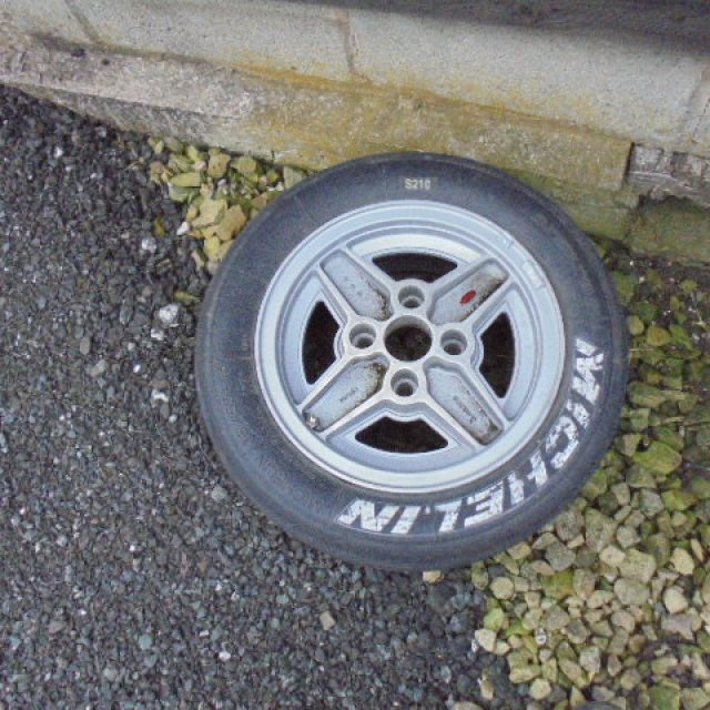 Ford XR2 RS Wheel