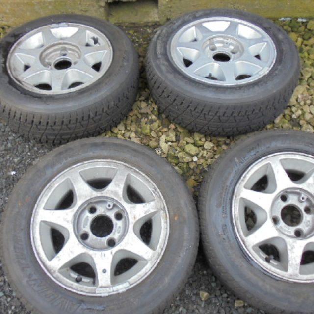 Ford XR2 Alloy Wheels
