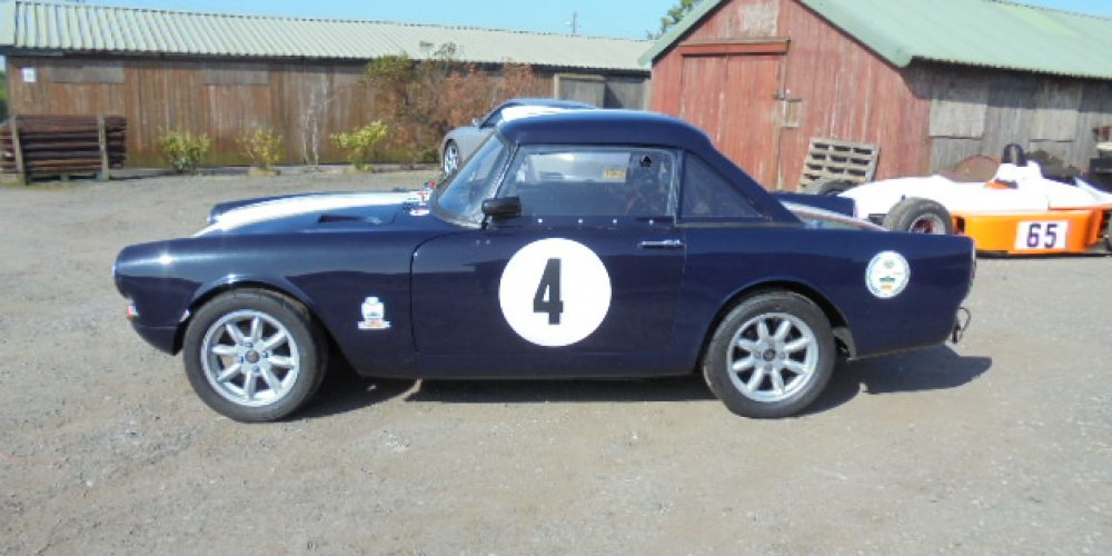 Sunbeam Alpine Race Car 1964