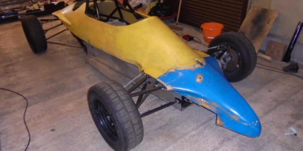 Formula Ford 1987