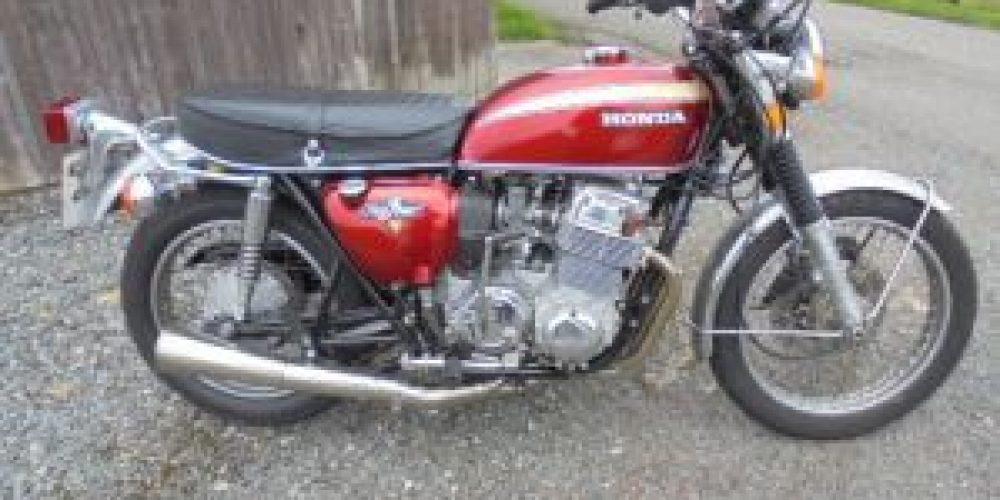 Honda CB750 Four 1976