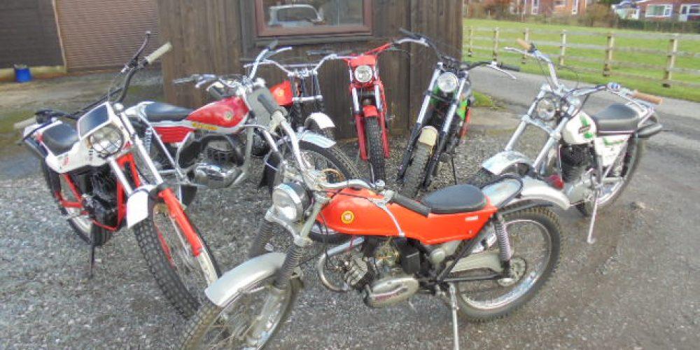 Bultaco Ossa Montesa