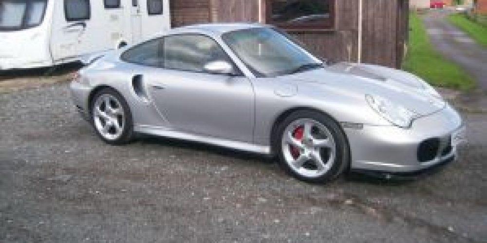 Porsche 996 Turbo Tiptronic 2002