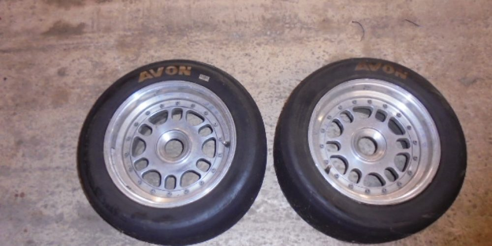 Radical Pro Sport Front Wheels